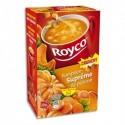 ROYCO Boîte de 20 sachets de potage Suprême de Potiron Crunchy