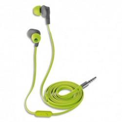 TRUST écouteurs AURUS intra-auriculaires vert 20836