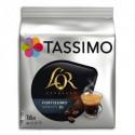 """TASSIMO Sachet 16 doses de café torréfié moulu L'OR """"Expresso Fortissimo"""""""