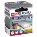 TESA Extra Power Perfect Gris. Réparations précis et résistance aux conditions extrêmes. 2,75m x 38 mm.