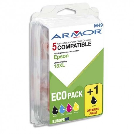 ARMOR Pack couleur je comp 18 B10243R1