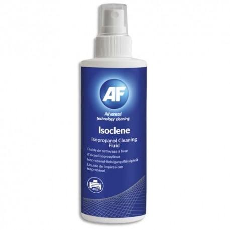 AF Spray nettoyant 250ml usage maintenance contenant de l'alcool isopropylique pur à 99,7% AISO250