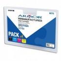 ARMOR Cartouche compatibilité BROTHER PACK 4C LC123 B10344R1