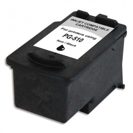 ARMOR compatible Jet d'encre Black pour CANON PG-510 K20281