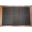 FLOORTEX Tapis anti-fatigue en caoutchouc. Dim. 80 x 120 cm