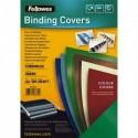 FELLOWES Boîte de 100 plats de couvertures chromolux A4 vert 5378403