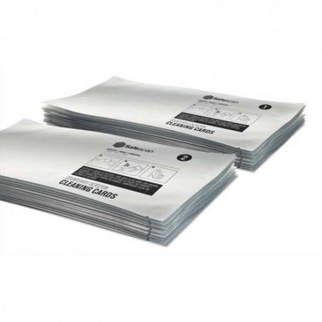 SAFESCAN Pack de 10 lingettes de nettoyage pour détecteurs de faux billets 136-0545