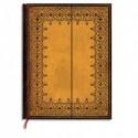 PAPERBLANKS - Carnet Reliure Classique à l'Ancienne Estampé Midi 13x18cm 144 pages lignées