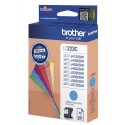 BROTHER LC-223C (LC223C) Cartouche jet d'encre cyan de marque brother LC223C (LC-223C)