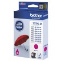 BROTHER LC-225M (LC225M) Cartouche jet d'encre magenta XL de marque brother LC225M (LC--225M)
