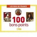 LITO DIFFUSION Boîte de 100 bons points Rois de France