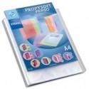 Porte vues VIQUEL - Protège documents personnalisable Propysoft - Incolore