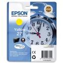 T2704 (T270440) EPSON Cartouche jet d'encre jaune de marque Epson C13T270440