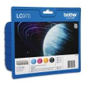 BROTHER LC-970 (LC970) multipack cartouche jet d'encre LC970VALBPDR
