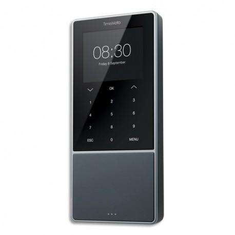 """SAFESCAN Pointeuse-Badgeuse TimeMoto TM-818, 1200 utilisateurs, touches tactiles, écran 3,5""""125-0587"""