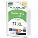 ARMOR Pack 5 compatibles epson 27 (st & xl) b10379r1