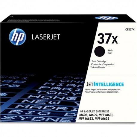 HP Toner noir XL  CF237XL