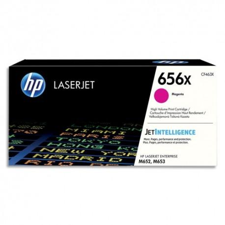 HP Toner magenta XL HP656X CF463X