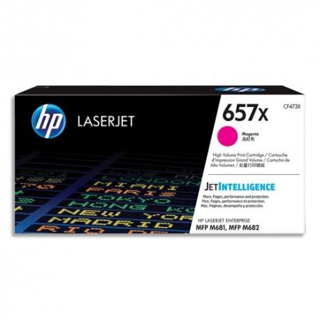 HP Toner magenta XL HP657X  CF473X