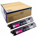 BROTHER (TN-900) cartouche laser magenta twin pack TN900MTW
