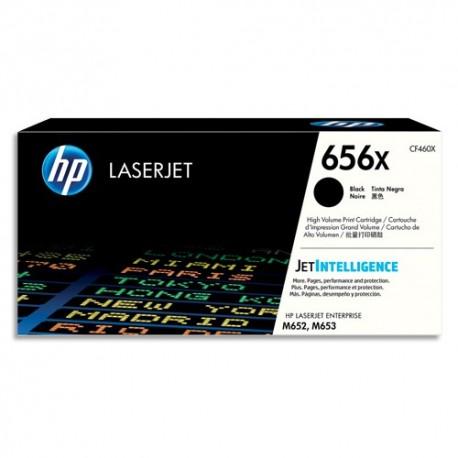 HP Toner laserjet noir XL HP656X CF460X