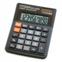 CITIZEN Calculatrice de bureau 10 chiffres Noir SDC022S