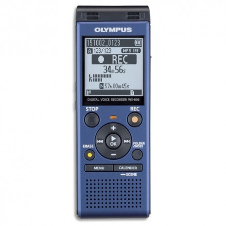OLYMPUS Enregistreur numérique WS-806 4Go V415151UE000
