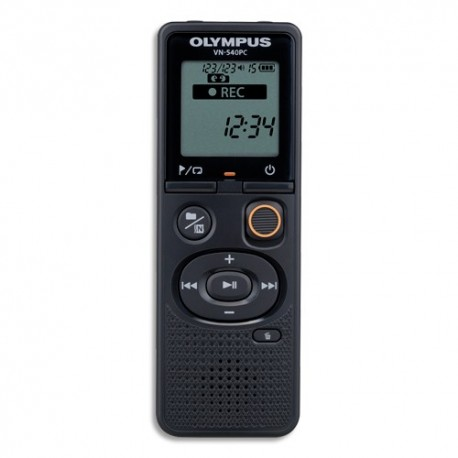 OLYMPUS Enregistreur numérique VN-540 PC 4Go V405291BE000