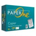 INAPA Ramette 500 feuilles papier blanc PAPER ONE A3 80g CIE 160. Copieur, laser, jet d'encre. PEFC