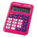 CITIZEN Calculatrice de poche 8 chiffres Rose LC110NPKCFS