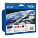 BROTHER LC-985 (LC985) Value pack jet d'encre couleur LC985VALBPDR