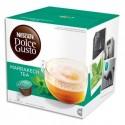DOLCE GUSTO Boîte de 16 capsules Marrakech Tea, thé vert sucré en poudre, 112g