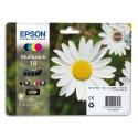 T1806 (T180640) EPSON Multipack cartouche jet d'encre 4 couleurs de marque Epson C13T180640