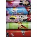 CLAIREFONTAINE Rouleau papier cadeau 60g 2x0,70m imprimé Disney (4 motifs)