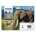 T2428 (T242840) EPSON Multipack cartouche jet d'encre 4 couleurs de marque Epson C13T242840