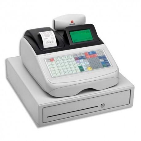 OLIVETTI Caisse enregistreuse ECR 8200 + logiciel 2018 Loi Finance inclus B3365000
