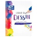 OXFORD Cahier de dessin SCHOOL 32 pages 24x32cm