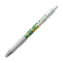 PILOT Roller encre gel Frixion G2-7 Mika rétractable, pointe moyenne, vert
