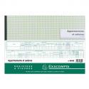 EXACOMPTA Piqûre 27x36cm - Livre de paye 60 pages