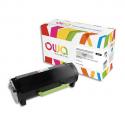 OWA Toner compatible pour LEXMARK noir 50F2000 K16025OW
