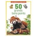 LITO DIFFUSION Boîte de 50 grandes images thème les animaux et leurs petits