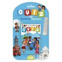LITO DIFFUSION Jeu de cartes Quizz 120 questions réponses thème les pays du monde