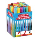 REYNOLDS pot de 36 feutres larges pointe ogive encre lavable
