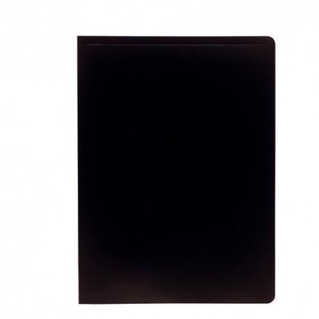 Porte vues ELBA - Protège-documents Hunter 60 vues couv. en PVC 34/100e pochettes en polypropylène 6/100e