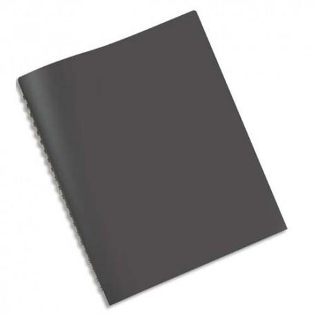 Porte vues ELBA - Protège-documents FLEXAM Pochettes amovibles 40 vues 20 pochettes
