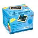 Craie anti-poussière JPC coloris bleu boite de 100
