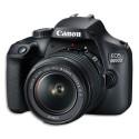 CANON Appareil photo numérique EOS 4000D + Objectif EFS 18/55 III 3011C003