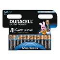 DURACELL Piles Ultra AAA x12 5000394004962
