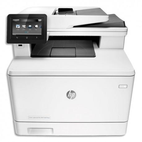 HP Multifonction laserjet Pro couleur M477FNW CF377A