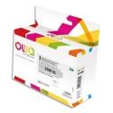 OWA Pack de 3 cartouches compatibles jet d encre Cyan, Magenta, Jaune CANON PGI-2500 XL K10470OW